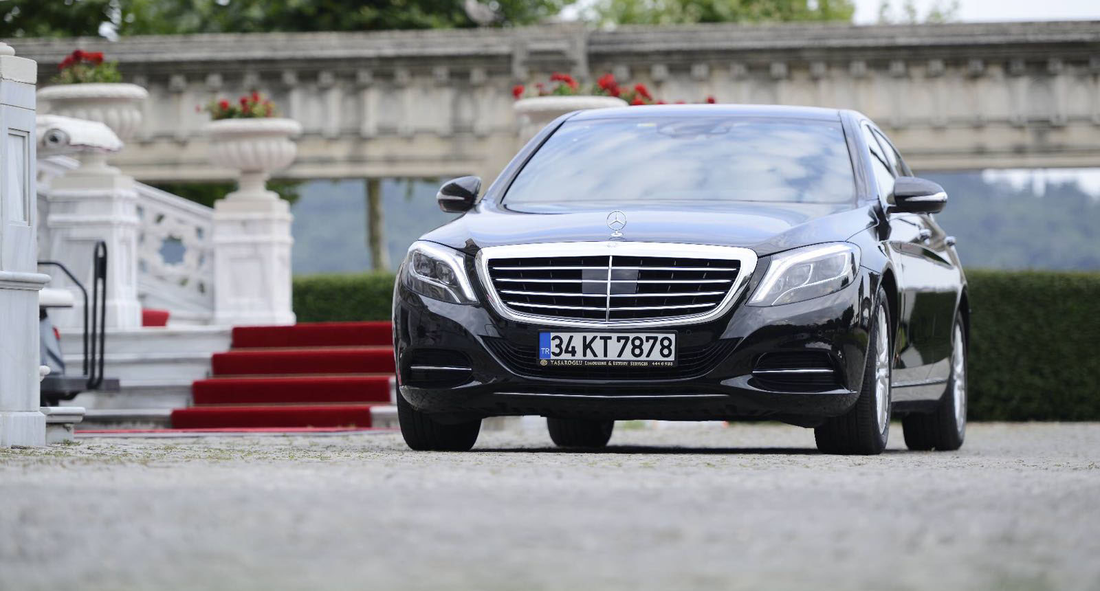 Istanbul VIP Car Hire With Driver Full Day Or Half Day Rent With - Car driver