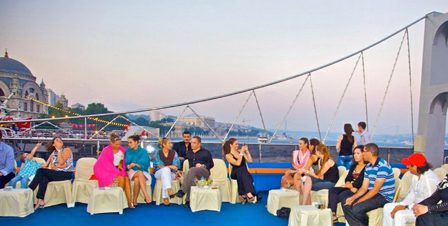 Moonlight Bosphorus Tour, Turkish Night Tour, Bophorus Cruise, Istanbul Daily...