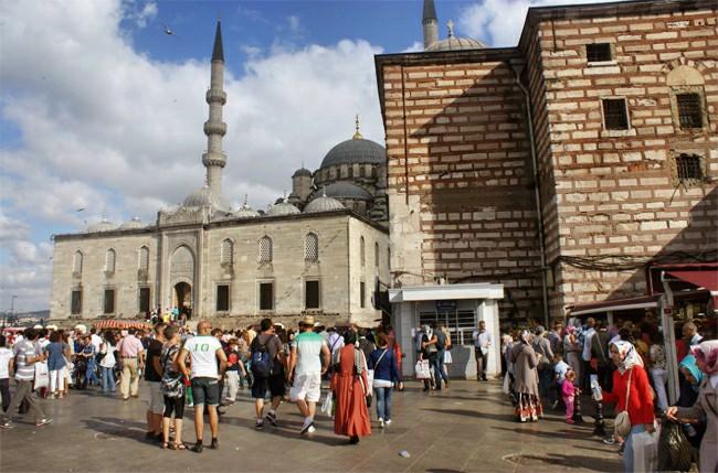 Istanbul Bosphorus Tour, Istanbul Full Day Bosphorus Tour, Bosphorus Cruise T...