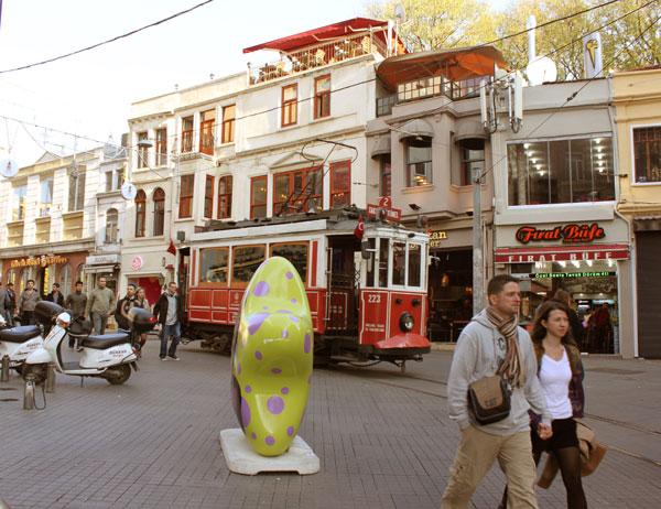 Istanbul Pera Tour, Istanbul Daily City Tours, Istanbul Historical Tours, Exc...
